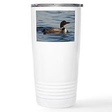 Common Loon Travel Coffee Mug