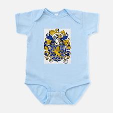 Goodrich Coat of Arms Infant Creeper