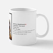 Definition Small Small Mug