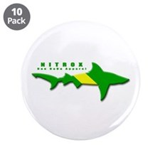 "Nitrox Shark 3.5"" Button (10 pack)"