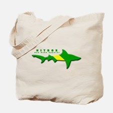 Nitrox Shark Tote Bag