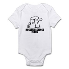 Nuclear Science Is Fun Onesie