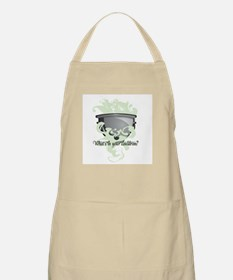 What's In Your Cauldron? BBQ Apron