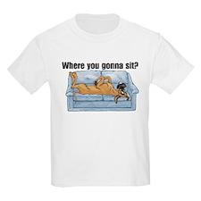 NF Where RU T-Shirt