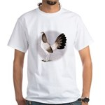 Henny Gamecock White T-Shirt