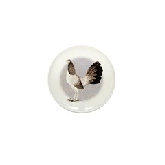 Henny Gamecock Mini Button (10 pack)