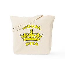 Royal Pita Tote Bag