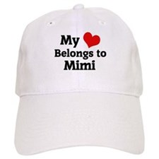 My Heart: Mimi Baseball Cap