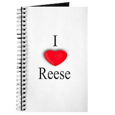 Reese Journal