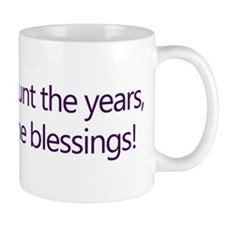 Count the Blessings Mug