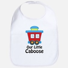 Our Little Caboose Bib
