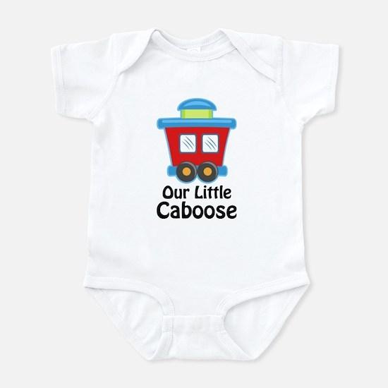 Our Little Caboose Infant Bodysuit
