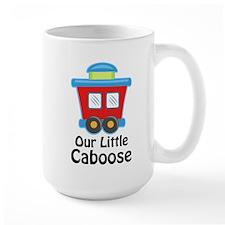 Our Little Caboose Mug