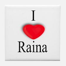 Raina Tile Coaster