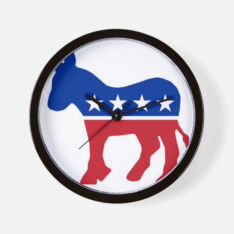 Democrat Wall Clock