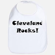 Cleveland Rocks Bib
