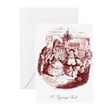 Mr. Fezziwig's Ball Greeting Cards (Pk of 10)