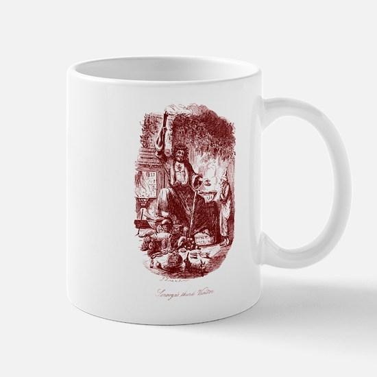 The Ghost of Christmas Presen Mug