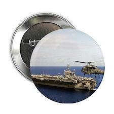 "USS Carl Vinson Ship's Image 2.25"" Button"