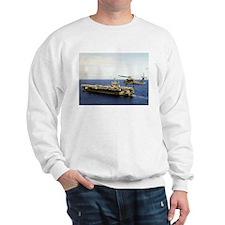 USS Carl Vinson Ship's Image Sweatshirt