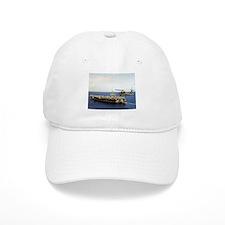 USS Carl Vinson Ship's Image Baseball Baseball Cap