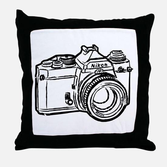Unique 35mm Throw Pillow