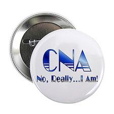 CNA No Really I Am Button