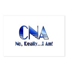 CNA No Really I Am Postcards (Package of 8)