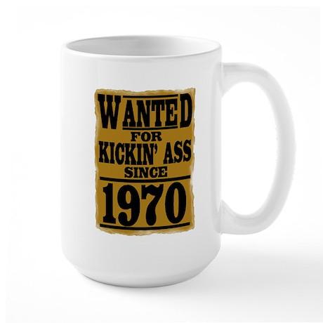 1970 Large Mug