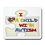 Autism Love Mousepad