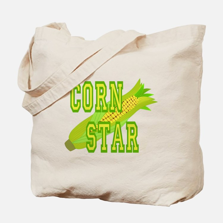Corn Dog Tote Bag