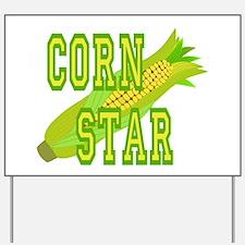 Corn Dog Yard Sign