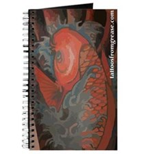 Custom Journal by Grease