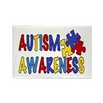 Autism Awareness Rectangle Magnet (10 pack)