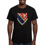 USS ALFRED A. CUNNINGH Men's Fitted T-Shirt (dark)