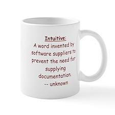 Intuitive Mug