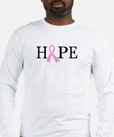 CURE CANCER Long Sleeve T-Shirt