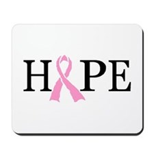 CURE CANCER Mousepad