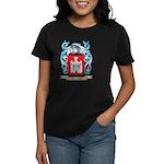 British North America Women's Cap Sleeve T-Shirt