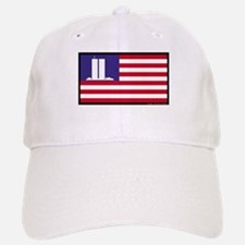 911 WTC Memorial Flag Baseball Baseball Cap