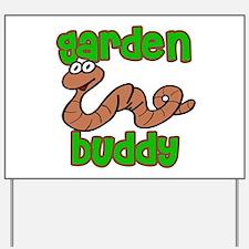 Garden Buddy Yard Sign