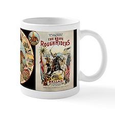 Rough Riders - Small Mug