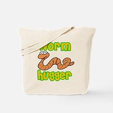 Worm Hugger Tote Bag