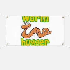 Worm Hugger Banner