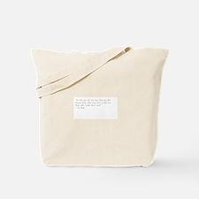Unique Dr Tote Bag