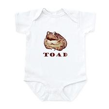 TOAD Infant Bodysuit