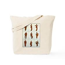 Jive Dance Tote Bag