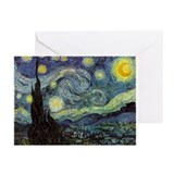 Impressionist Greeting Cards (20 Pack)
