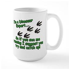 Dinosaur Expert Coffee Mug