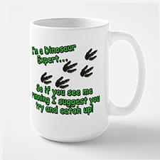 Dinosaur Expert Mug